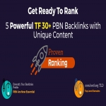 Black Friday Sale- EliteX 5 REAL PBN Posts - Proven Ranking - Powerful TF 30+ PBN Backlinks with Unique Content