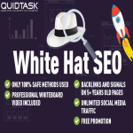 WhiteHat SEO - Video creation,  50 Social Signals,  1000 Backlinks,  Video Submission and Promotion to 1,000,000 People on Social Media