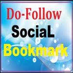 Manually do 10 Do-Follow Social Bookmarking with bonus Backlinks on your website