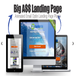 All in One 3D Animated Landing Page +BONUSES