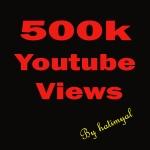 Give You 500000+ Good Retention + Splitable Youtube Views