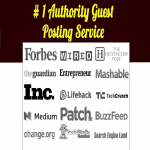 Authority Guest Posting in Medium,  BuzzFeed,  HuffingtonPost,  Forbes and more