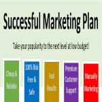 Successful Organic Marketing Active Audience Plan - Pack 300