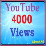 Safe 2000 views with 100 subscribers real active High quality instant start