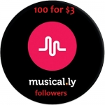 Greatest 100 Musical. ly Followers Will be Added to Your Account Just