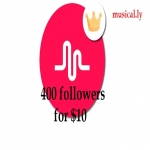 Greatest 400 Musical. ly Followers Will be Added to Your Account Just