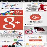 1000 worldwide google plus post likes