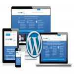 Wordpress Dynamic Responsive Website