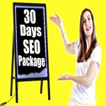 Monthly SEO Package With 30 days Excel Report