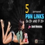 5 permanent PBN links for your ADU. LT site
