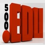 500+. edu Backlinks Provide now