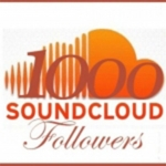 Instant 1,000 S.O.U.N.D.C.L.O.U.D Foll-owers Or Li-kes Only