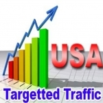 drive real targeted traffic,  visitors to your website for 5