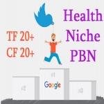 Provide Health Niche 5 Permanent Pbn Link