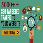 Drive 5000 + Low Bounce Rate High Quality Traffic