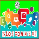 Promote website with HQ 10 Blog comment Only