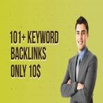 Google 1st Rank Boost High Authority 101+ KEYWORD LINKS Only AladdinSEO