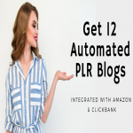 Get 12 Readymade Blogs Integrated With Clickbank And Amazon