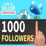 Get you 1000+ HQ TW Followers in less then 24 hours