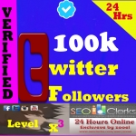 Cheapest and Fast delivery 100k+ T witter followers Without Admin Access