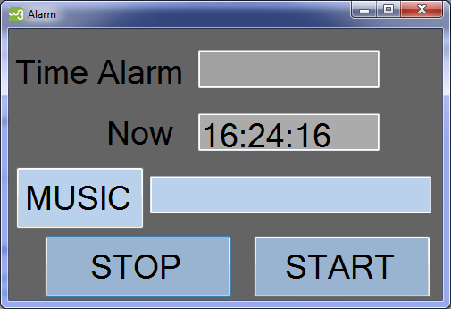 program for alarm computer very nice and helpfull