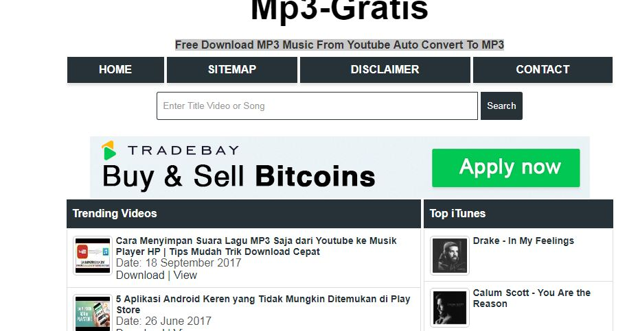Free Download MP3 Music From Youtube Auto Convert To MP3