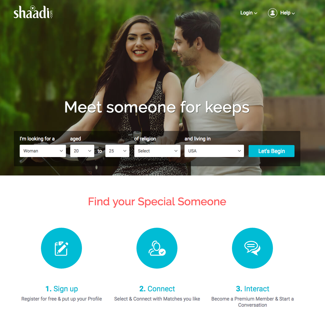 Looking for Shaadi.com clone